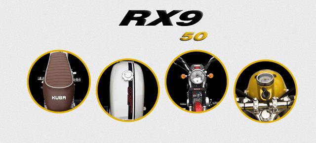 kuba rx9 tasarım