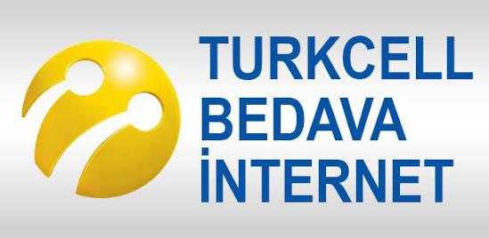 turkcell bedava internett
